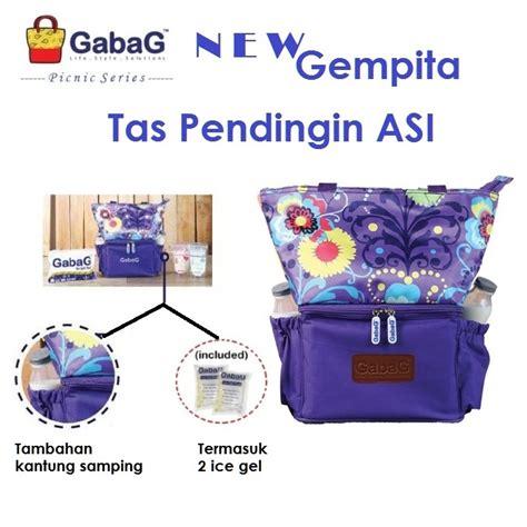 Dijamin Gabag Cooler Bag New Gempita Asibayi Toko Perlengkapan Bayi Dan Ibu Menyusui