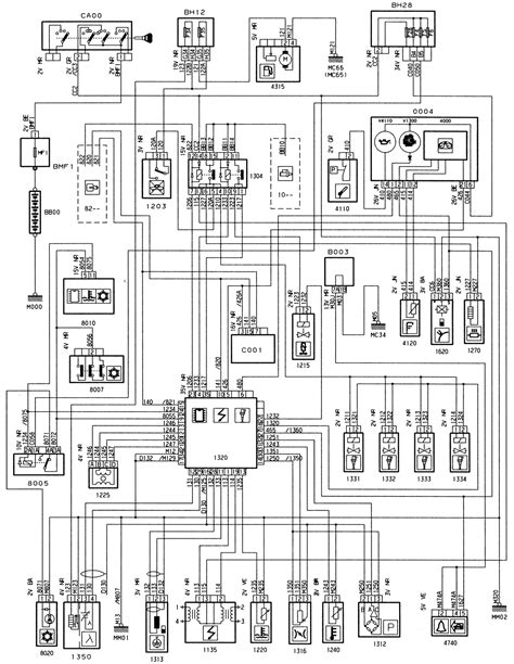 [CN_4147] Peugeot 106 Gti Fuse Box Schematic Wiring