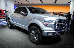 Atlas Ford Ford S Atlas Concept Previews The Future Of The