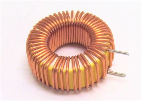 inductor and inductance types of inductors and applications