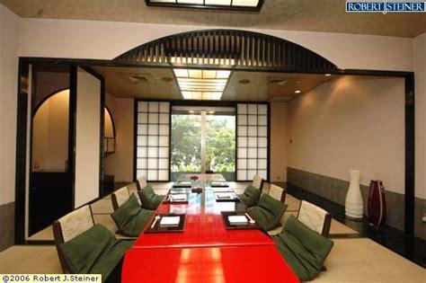 Japanese Restaurant Tatami Room Singapore Inagiku Tatami Room