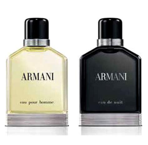 Parfum Original Giorgio Armani Eau De Nuit armani eau pour homme and eau de nuit new fragrances