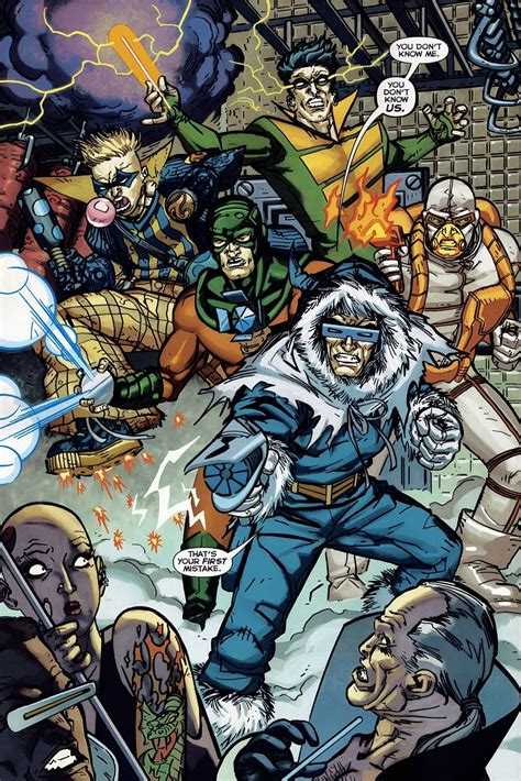 In The Of Rogues what if the next dc comics is central city rogues