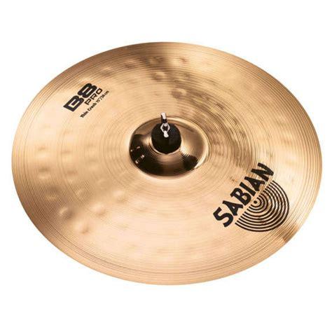 Sabian B8 sabian b8 pro 15 thin crash cymbal at gear4music