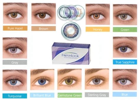 freshlook colorblends 6 pack $74.95