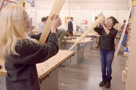 port townsend woodworking school setting anchor permanent home in curriculum sought for