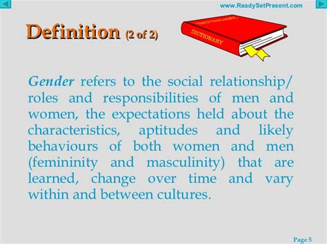 Femininity And Masculinity Essay by Gender Differences Powerpoint
