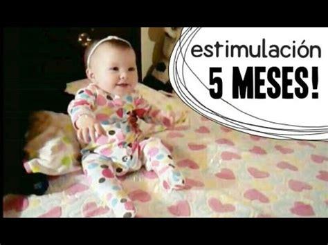 Actividades beb 233 5 meses estimulaci 243 n temprana early stimulation