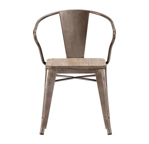rustic dining chairs canada zuo era vintage helix chair set of 2 rustic wood