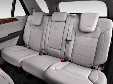 mercedes ml350 3rd row seats image 2012 mercedes m class 4matic 4 door 3 5l rear