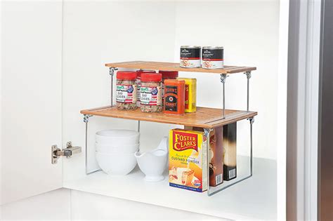 Shelf Stackers by Smart Space Savers Weekender Singapore