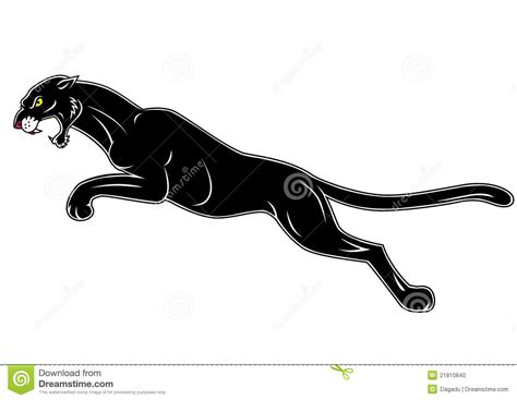 panther tattoo stock vector image of horoscope sign