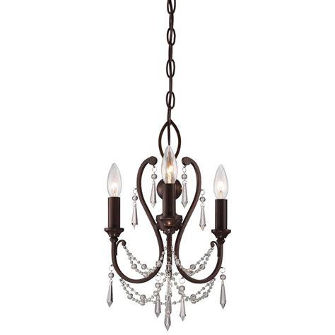 minka chandelier minka lavery 3 light vintage bronze mini chandelier 3138