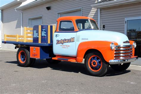 stake bed truck 1948 chevrolet 1 ton stake bed truck 152103