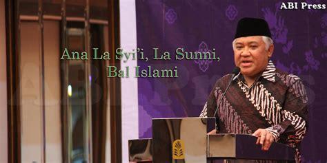 Kapita Selekta Pendidikan Islam Pengarang Prof Dr H Abuddin Nata din syamsuddin la syi i la sunni bal