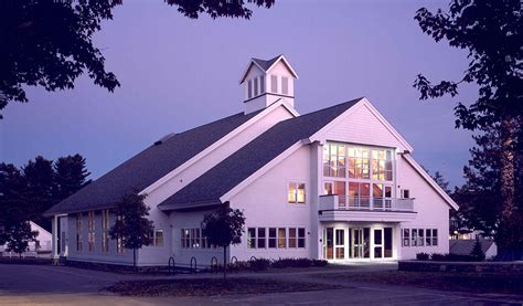 proctor academy meeting house norris family theater
