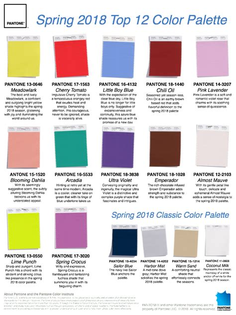 a new batch of color trends the hottest colors for 2016 color trends spring 2018 lucine blog