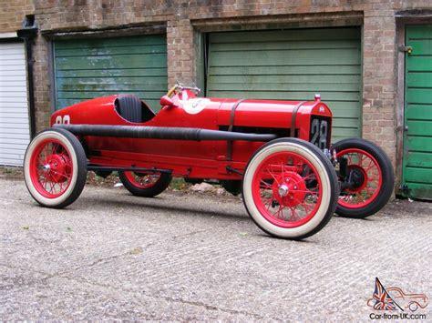 Underdog Speedster fronty ford model t racers