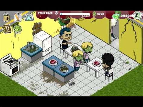 tutorial zombie cafe hack unlimited toxins zombie cafe android cheats youtube