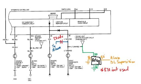 1999 honda civic lx speaker wiring diagram wiring diagrams