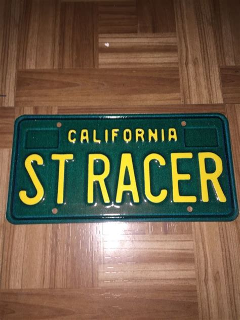 Ca Dmv Vanity Plates licence plates california shop collectibles daily