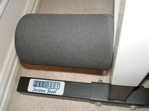 parabody sit up bench parabody adjustable sit up ab abdominal slant board bench