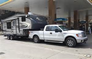 Best Truck Tires For Towing A Travel Trailer Can A Half Ton Truck Tow A 5th Wheel Rv Trailer