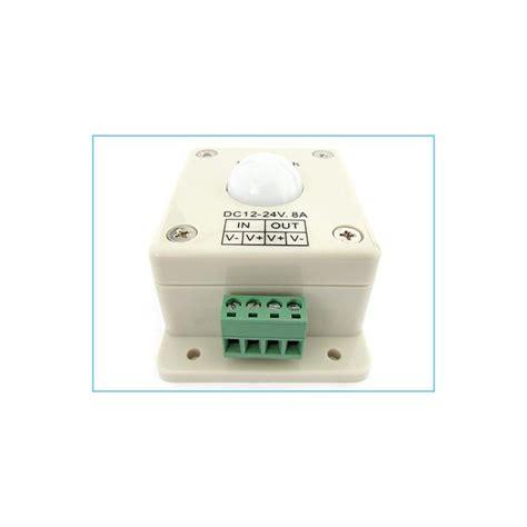 lada con rilevatore di presenza sensore di movimento per led con sensore pir rilevatore
