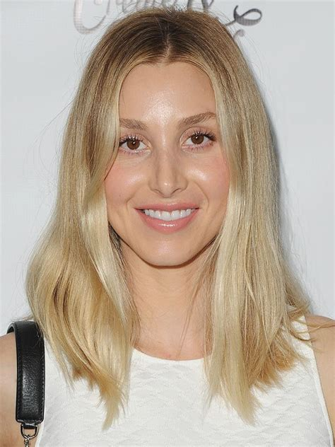 haircuts by whitney could this be whitney port s wedding hairstyle photo