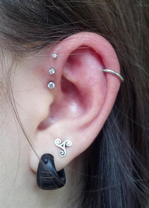inner piercing inner helix piercing pictures and images page 11