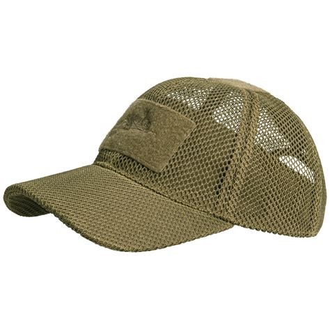 Tactical Baseball Cap helikon tactical mesh baseball cap operator cadet