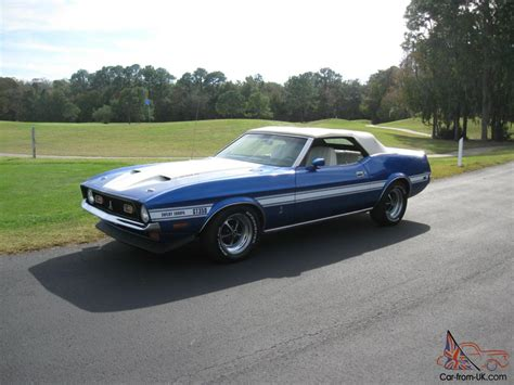 1972 mustang shelby gt500 image gallery 1972 shelby mustang