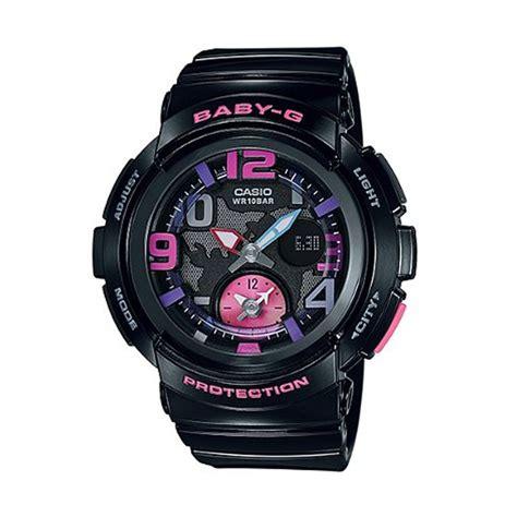 Jam Tangan Baby G Untuk Wanita jual casio baby g bga 190 1bdr jam tangan wanita harga kualitas terjamin blibli