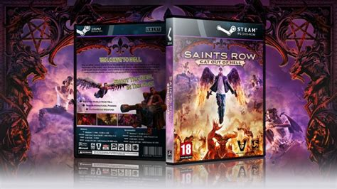 Pc Req By Agan Rudi Xtr saints row gat out of hell steemit