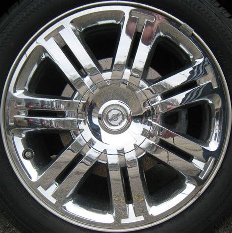 2008 Chrysler Sebring Tire Size by Chrysler Sebring 2285cc Oem Wheel 05105438aa 5105691aa