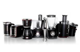 small household appliances complete and widely used tiny