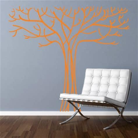 adesivo murale albero stilizzato stickers murali
