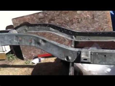 shorten a truck frame | doovi