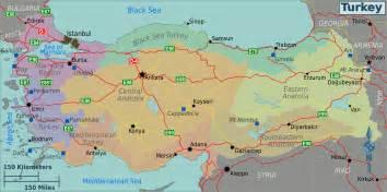 file turkey regions map png wikimedia commons