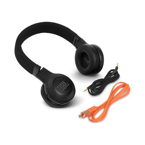 Jbl E45bt Headset White jbl e45bt wireless on ear headphones