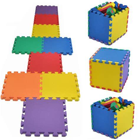 Interlocking Foam Mats For Babies by Foam Interlocking Mats Soft Baby Playmat Set Tiles Jigsaw Puzzle Ebay