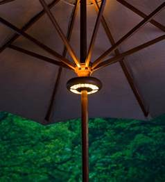 Patio Umbrella With Lights by The 25 Best Patio Umbrella Lights Ideas On