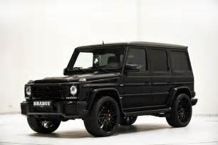Mercedes G Class G63 Amg Brabus Mercedes C63 Amg G Wagon Car Tuning