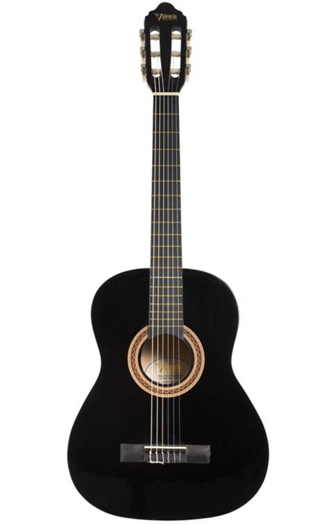 Yamaha Gitar Klasik C40 Black valencia vc103 classical guitar 3 4 size black