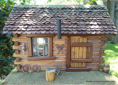 Pioneer Cabin by Pioneer Log Cabin Small Obsession