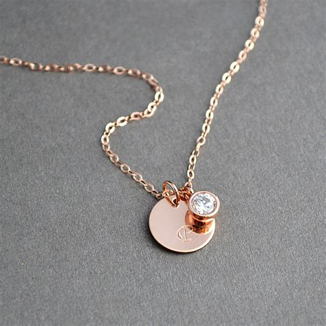 how to make personalized jewelry gold initial necklace personalized necklace bridesmaid