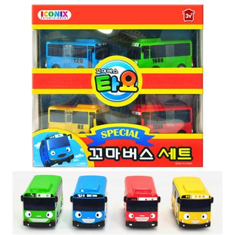 Tayo The Littlr Isi 4pcs tayo the toys special set 4 characters tayo rogi rani gani 4pcs ebay