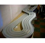 New Routed Slot Car Track  YouTube