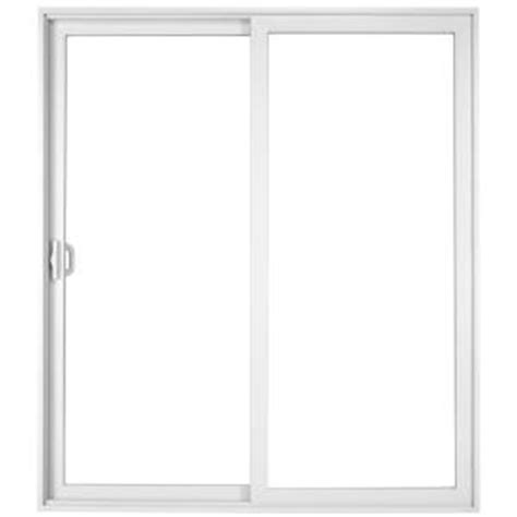 Home Depot Patio Door by Milgard Windows Doors 60 In X 80 In Vinyl Left