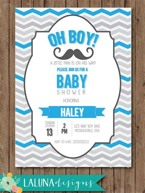 mustache invitations for baby shower mustache baby shower invitation mustache baby shower